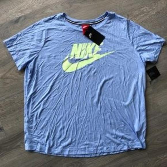 bdf29b5e0 Nike Tops | Sportswear Essential Womens Tshirt | Poshmark